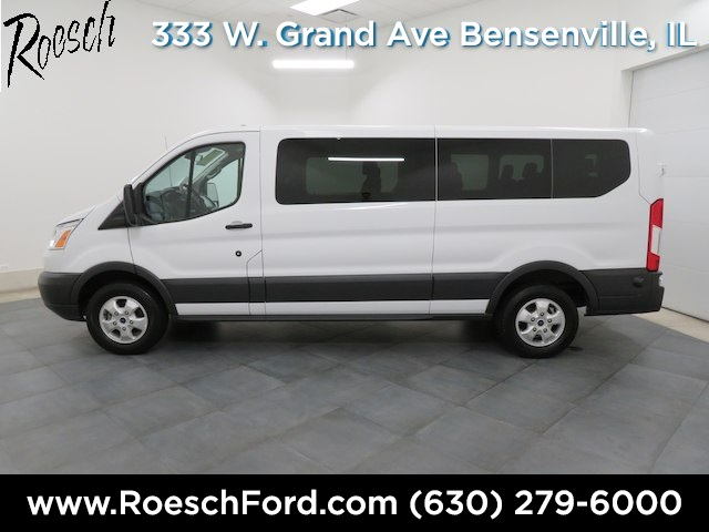 2018 Transit 350 Low Roof 4x2,  Passenger Wagon #T818 - photo 7
