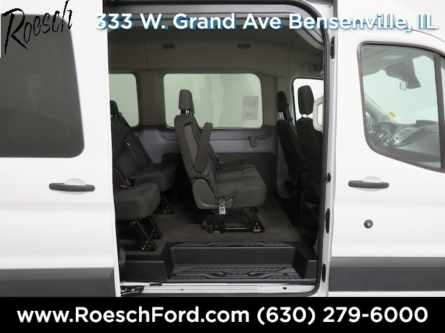 2018 Transit 350 Med Roof 4x2,  Passenger Wagon #T824 - photo 16
