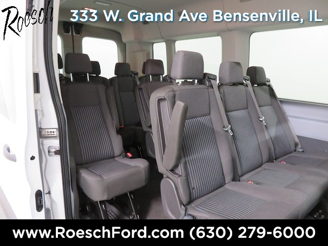 2018 Transit 350 Med Roof 4x2,  Passenger Wagon #T824 - photo 17