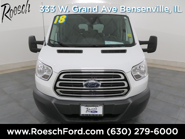 2018 Transit 350 Med Roof 4x2,  Passenger Wagon #T824 - photo 3