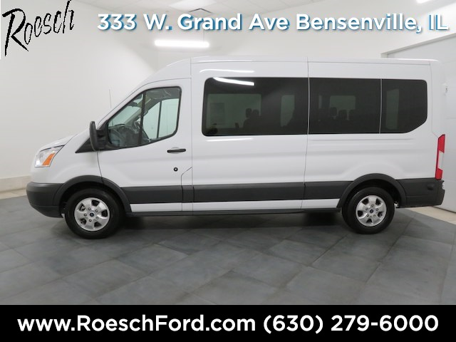 2018 Transit 350 Med Roof 4x2,  Passenger Wagon #T824 - photo 7