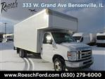 2014 E-350 RWD,  Rockport Cutaway Van #T847 - photo 1