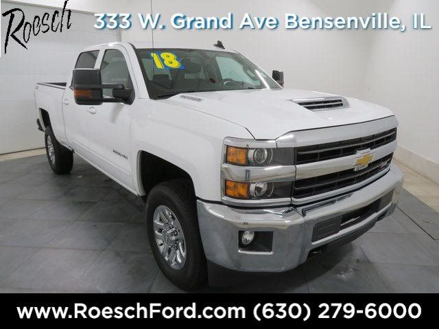 2018 Silverado 2500 Crew Cab 4x4,  Pickup #T865 - photo 1