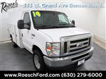 2014 E-350 RWD,  Service Utility Van #T871 - photo 1