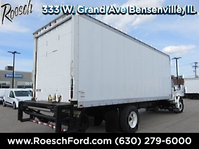 2012 International Truck 4x2,  Morgan Dry Freight #T878 - photo 1