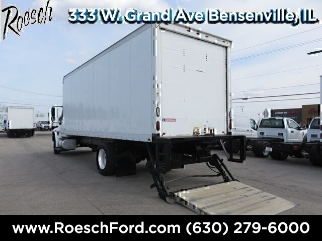 2012 International Truck 4x2,  Morgan Dry Freight #T878 - photo 6