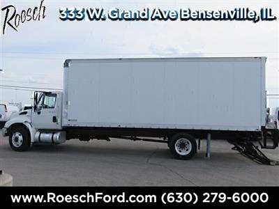 2012 International Truck 4x2,  Morgan Dry Freight #T878 - photo 5