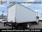 2012 International Truck 4x2,  Morgan Dry Freight #T878 - photo 2