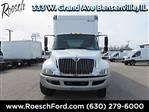 2012 International Truck 4x2,  Morgan Dry Freight #T878 - photo 3