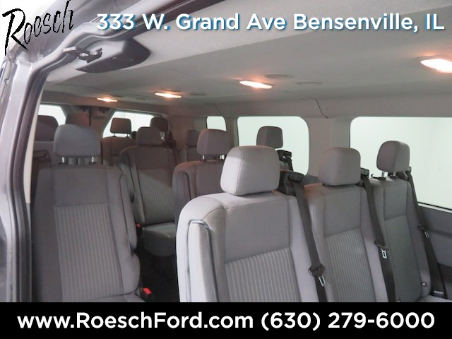 2017 Transit 350 Low Roof 4x2,  Passenger Wagon #TE769 - photo 25
