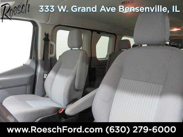 2017 Transit 350 Low Roof 4x2,  Passenger Wagon #TE769 - photo 5