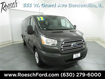 2017 Transit 350 Low Roof 4x2,  Passenger Wagon #TE769 - photo 1
