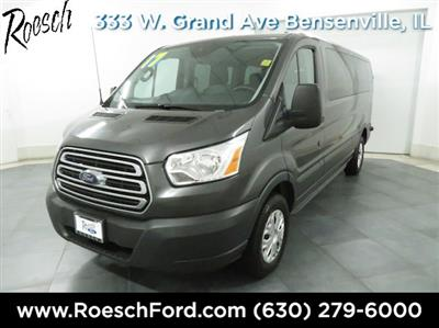 2017 Transit 350 Low Roof 4x2,  Passenger Wagon #TE769 - photo 4