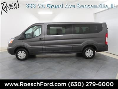 2017 Transit 350 Low Roof 4x2,  Passenger Wagon #TE769 - photo 6