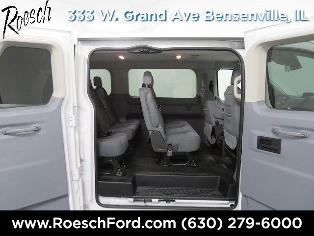 2017 Transit 350 Low Roof 4x2,  Passenger Wagon #TE790 - photo 23