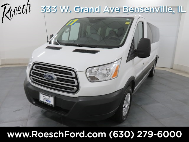 2017 Transit 350 Low Roof 4x2,  Passenger Wagon #TE790 - photo 5