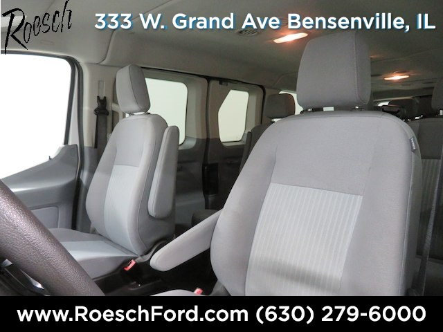 2017 Transit 350 Low Roof 4x2,  Passenger Wagon #TE790 - photo 6