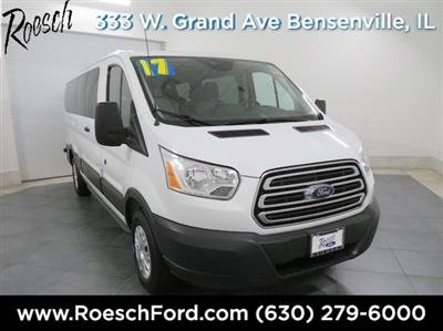 2017 Transit 350 Low Roof 4x2,  Passenger Wagon #TE790 - photo 1