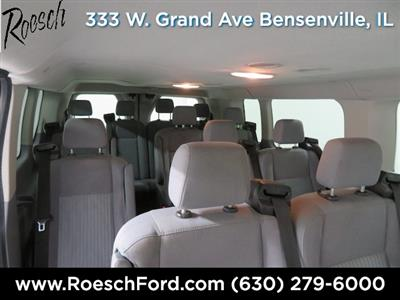 2017 Transit 350 Low Roof 4x2,  Passenger Wagon #TE790 - photo 24