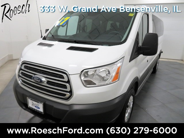 2017 Transit 350 Low Roof 4x2,  Passenger Wagon #TE791 - photo 5