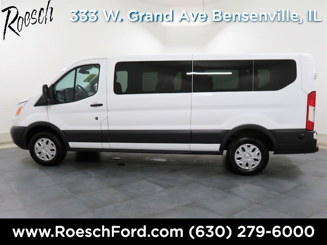 2017 Transit 350 Low Roof 4x2,  Passenger Wagon #TE791 - photo 7