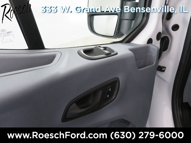 2018 Transit 250 Med Roof 4x2,  Empty Cargo Van #TE840 - photo 12