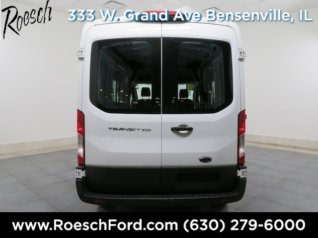 2018 Transit 250 Med Roof 4x2,  Empty Cargo Van #TE840 - photo 15