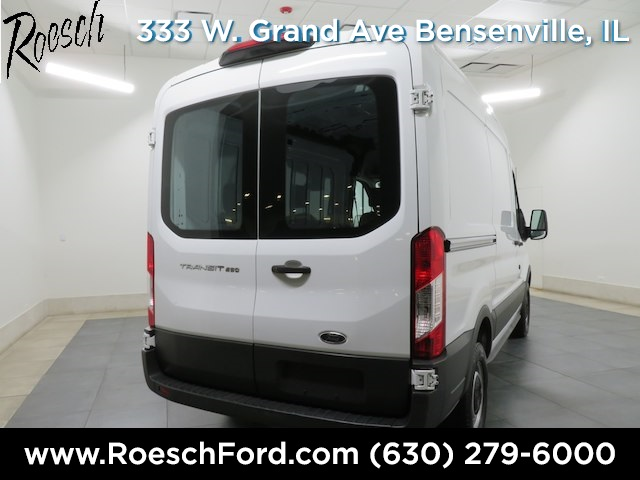 2018 Transit 250 Med Roof 4x2,  Empty Cargo Van #TE840 - photo 3