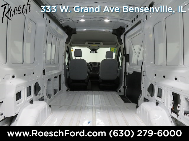 2018 Transit 250 Med Roof 4x2,  Empty Cargo Van #TE840 - photo 2