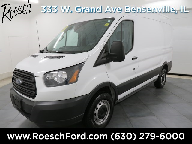 2018 Transit 250 Med Roof 4x2,  Empty Cargo Van #TE840 - photo 6