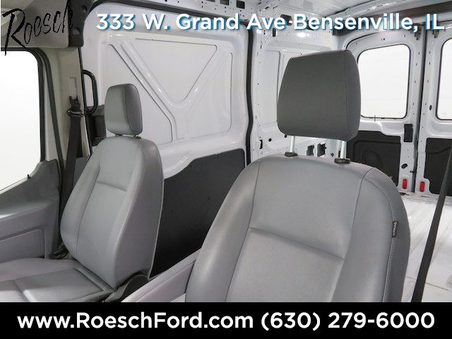 2018 Transit 250 Med Roof 4x2,  Empty Cargo Van #TE840 - photo 7