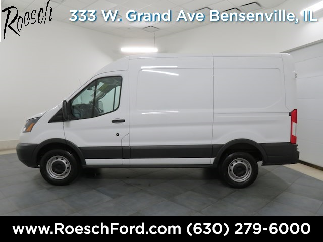 2018 Transit 250 Med Roof 4x2,  Empty Cargo Van #TE840 - photo 8