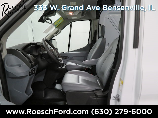 2018 Transit 250 Med Roof 4x2,  Empty Cargo Van #TE840 - photo 9