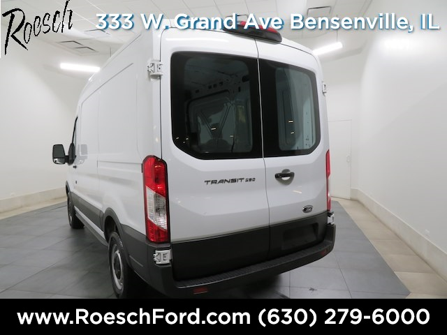 2018 Transit 250 Med Roof 4x2,  Empty Cargo Van #TE840 - photo 11