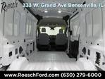 2018 Transit 250 Med Roof 4x2,  Empty Cargo Van #TE840 - photo 1