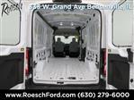 2018 Transit 250 Med Roof 4x2,  Empty Cargo Van #TE844 - photo 2