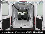 2018 Transit 250 Med Roof 4x2,  Empty Cargo Van #TE856 - photo 1