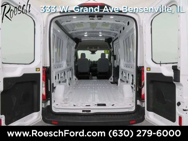 2018 Transit 250 Med Roof 4x2,  Empty Cargo Van #TE862 - photo 2