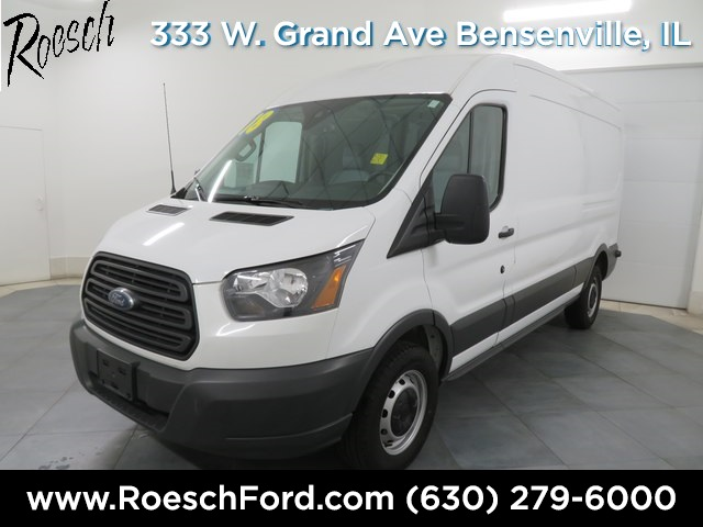 2018 Transit 250 Med Roof 4x2,  Empty Cargo Van #TE862 - photo 5