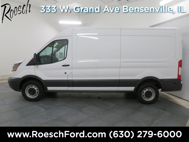 2018 Transit 250 Med Roof 4x2,  Empty Cargo Van #TE862 - photo 7