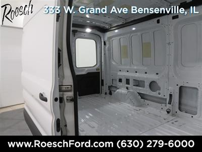 2018 Transit 250 Med Roof 4x2,  Empty Cargo Van #TE862 - photo 16