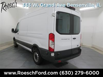 2018 Transit 250 Med Roof 4x2,  Empty Cargo Van #TE862 - photo 10