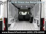 2018 Transit 250 Med Roof 4x2,  Empty Cargo Van #TE866 - photo 1