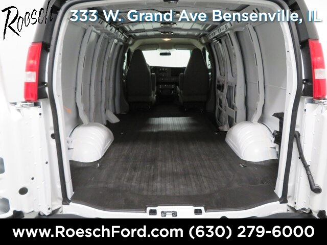 2018 Express 2500 4x2,  Empty Cargo Van #TE894 - photo 2