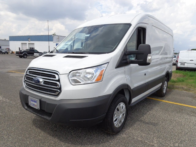 2016 Transit 250 Medium Roof, Cargo Van #165353 - photo 4
