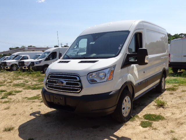2016 Transit 250 Medium Roof, Cargo Van #165354 - photo 3