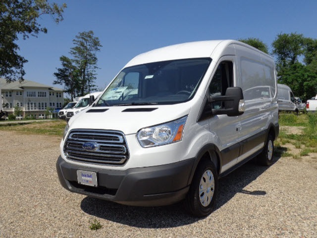 2016 Transit 250 Medium Roof, Cargo Van #165369 - photo 3