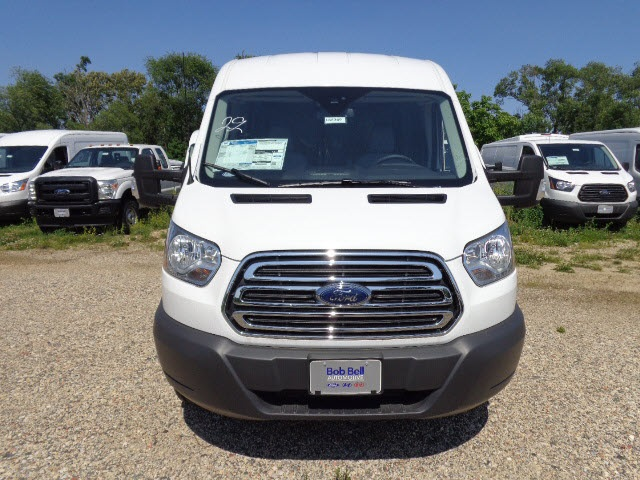 2016 Transit 250 Medium Roof, Cargo Van #165369 - photo 7