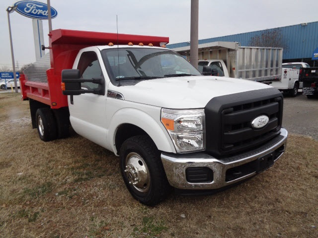 2015 F-350 Regular Cab DRW, Dump Body #165709A - photo 3