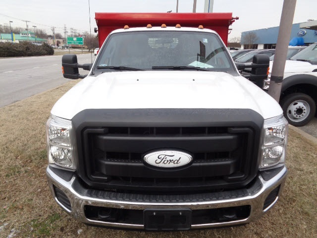 2015 F-350 Regular Cab DRW, Dump Body #165709A - photo 4